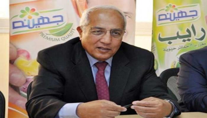 """شركة """"جهينة"""" تقبل استقالة رجل الأعمال صفوان ثابت بسبب اعتقاله"""