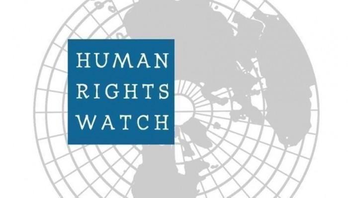 هيومن رايتس ووتش: الكيان الصهيوني أباد عائلات بأكملها في غزة