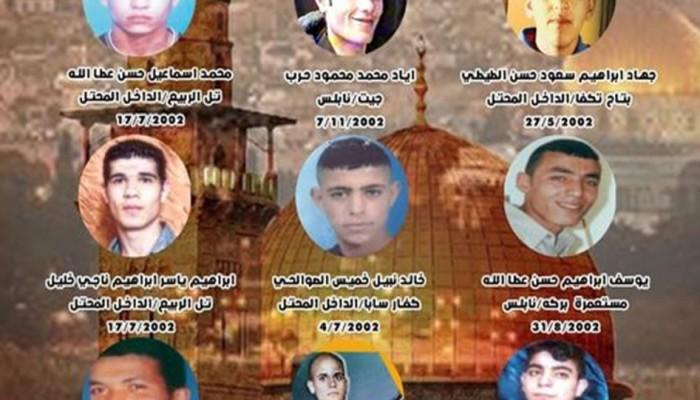 حملة لاسترداد جثامين شهداء مخيم بلاطة المحتجزة لدى الاحتلال