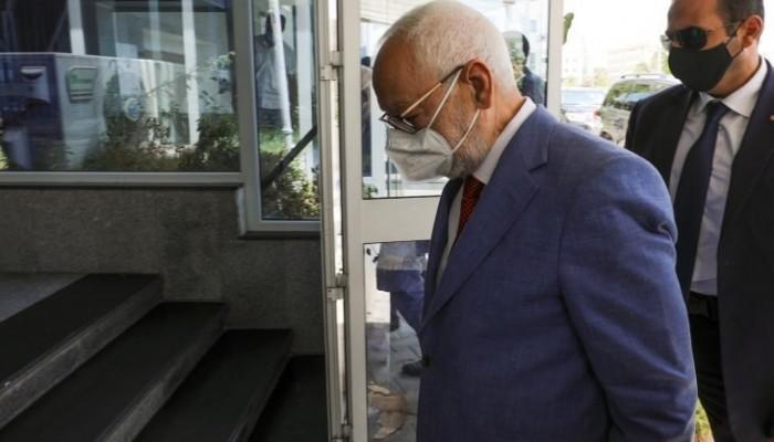 قاض تونسي يحقق مع 4 أعضاء بالنهضة بزعم محاولة أعمال عنف أمام البرلمان