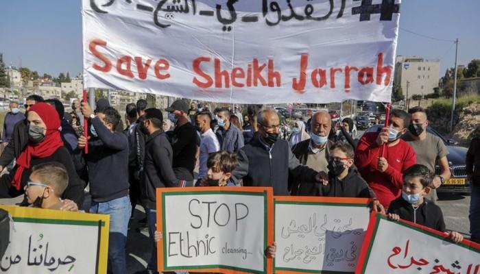 الأمم المتحدة تجدد رفضها تهجير الفلسطينيين من الشيخ جراح بالقدس