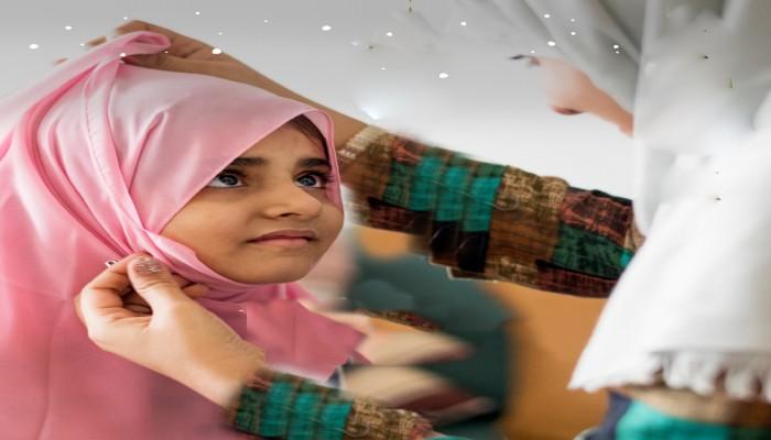 بناتنا والحجاب