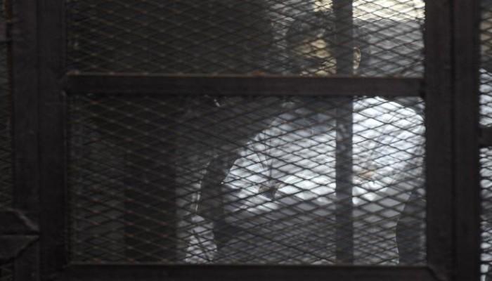 مطالبات بإنقاذ حياة علاء عبد الفتاح من سجون الانقلاب: #علاء_في_خطر