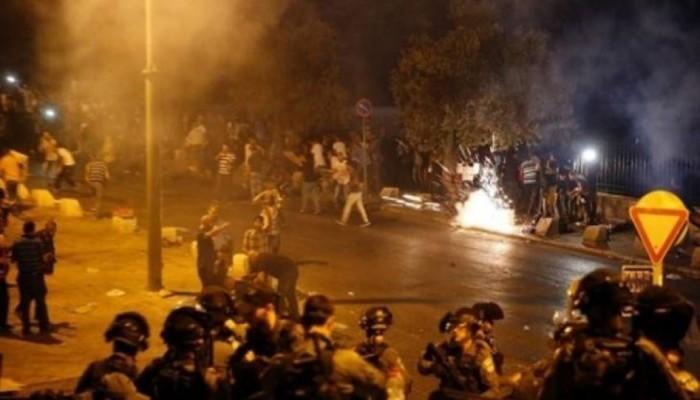 إصابات بمواجهات مع الاحتلال في نابلس وبيت لحم