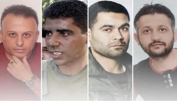 أسرى جلبوع: اعتقالنا جرى صدفة دون بلاغ أحد من سكان الناصرة