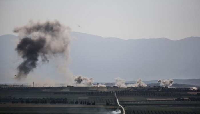 سورية.. الطائرات الروسية تقصف غرب إدلب وتصيب امرأة و3 أطفال