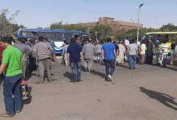 عمال شركة القاهرة للزيوت والصابون يرفضون التصفية والتشريد