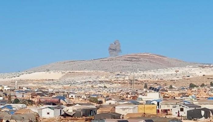 سورية.. قصف جوي روسي مكثّف على ريف حلب