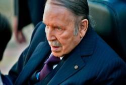 وفاة الرئيس الجزائري السابق عبد العزيز بو تفليقةً