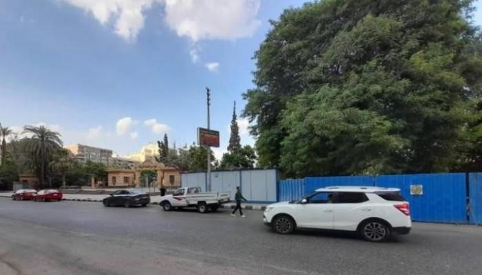 أهالي مصر الجديدة يرفضون استيلاء الجيش على حديقة الميريلاند