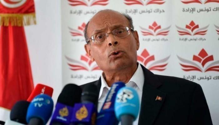 المرزوقي: تونس بدأت مسلسل المظاهرات وسعيّد قسّم الشعب ووعوده كاذبة