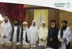 اتحاد علماء المسلمين يوصى حكومة طالبان بإرساء حكم عادل