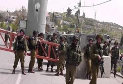 الاحتلال يفرض طوقًا أمنيًّا على الضفة وغزة
