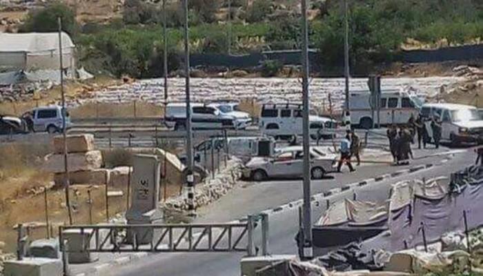 مقاومون يطلقون النار صوب مستوطنة شرقي الخليل