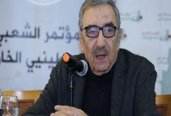 منير شفيق يدعو فلسطينيي الخارج للتركيز على دعم مقاومة الداخل