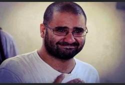 أسرة علاء عبد الفتاح تقدم بلاغا ضد منعه من حقوقه بسجون الانقلاب