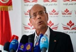 المرزوقي: حان الوقت لعودة البرلمان وإنهاء الانقلاب في تونس