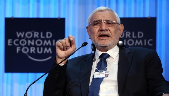 استمرار تدهور الحالة الصحية للدكتور عبدالمنعم أبوالفتوح بسجون الانقلاب
