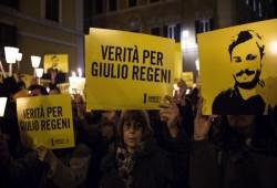 منظمة حقوقية: محاكمة قتلة ريجيني تردع محاولات الإفلات من العقاب