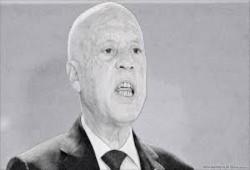 جمعية تونسية تؤكد انحدار مسار حقوق الإنسان في عهد سعيد