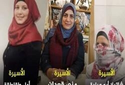 3 أسيرات يضربْن عن الطعام في سجون الاحتلال