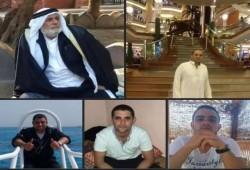 5 سنوات على الاختفاء القسري لأب و4 من أبنائه بوسط سيناء