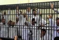 قضاء الانقلاب بالشرقية يحكم على 23 معتقلا بالسجن بين سنة و6 أشهر