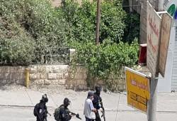 الاحتلال يعتقل 4 فلسطينيين في القدس