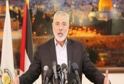 هنية يرد على مناشدة أردنية: لن نتردد في تحمل مسئولياتنا تجاه الأسرى
