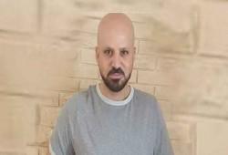 وفد من حماس يزور خيمة التضامن مع الأسير أبو عكر في بيت لحم