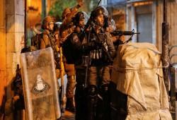 إصابات بالاختناق في مواجهات مع الاحتلال جنوب جنين
