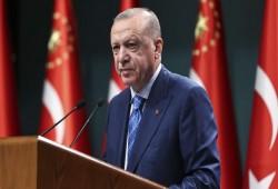 تركيا.. أردوغان يعلن طرد السفير الأمريكي و9 سفراء لدول غربية
