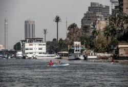 نشطاء يهاجمون حديث قائد الانقلاب عن فقر مصر المائي ويتهمونه بالتواطؤ